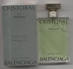 Cristobal Pour Homme After Shave 100ml/Balenciaga