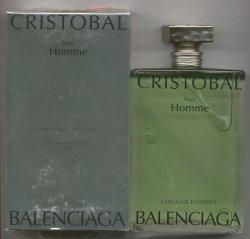 Cristobal Pour Homme Cologne 200ml/Balenciaga