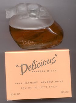Delicious Eau de Toilette Spray 100ml TESTER/Gale Hayman, Beverly Hills