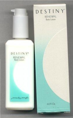 Destiny Renewal Perfumed Body Lotion/Marilyn Miglin