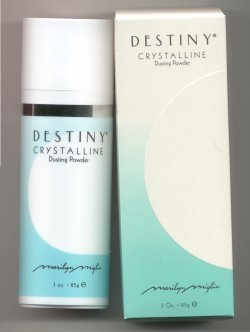 Destiny Perfumed Dusting Powder/Marilyn Miglin