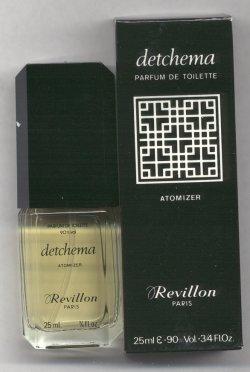 Detchema Parfum de Toilette 25ml/Revillon, Paris