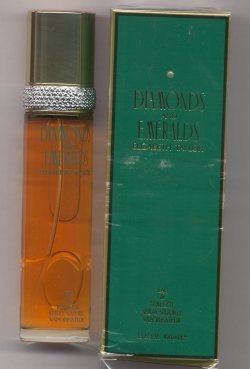 Diamonds and Emeralds Eau de Toilette Spray 100ml/Elizabeth Taylor
