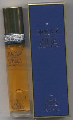 Diamonds and Sapphires Eau de Toilette Spray 50ml/Elizabeth Taylor