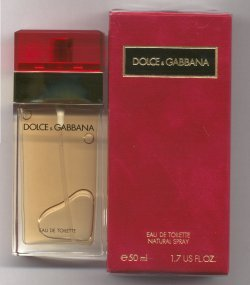 Dolce & Gabbana for Women Eau de Toilette Spray 50ml/Dolce Gabbana
