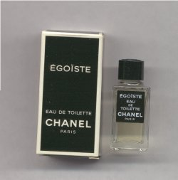 Egoiste Eau de Toilette 4ml Miniature/Chanel