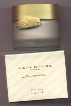 Embrace Perfumed Body Cream 148ml/Mark Cross