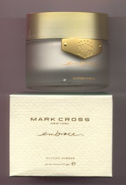 Embrace Dusting Powder/Mark Cross