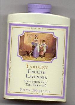 Yardley English Lavender Perfumed Talc Powder/Yardley of London