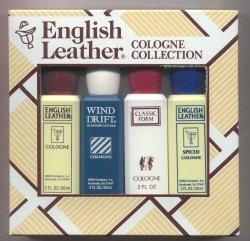 English Leather Four (4) Piece Gift Set