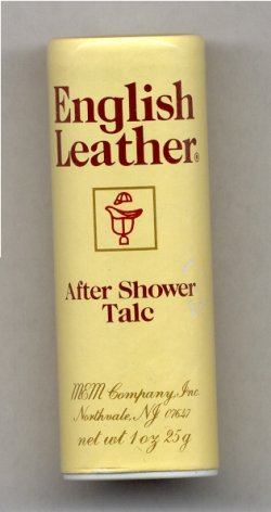 English Leather After Shower Talc Unboxed/Mem Company