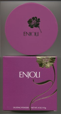 Enjoli Perfumed Dusting Powder/Revlon