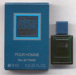 Enrico Coveri Pour Homme Eau de Toilette 6ml Miniature/Enrico Coveri