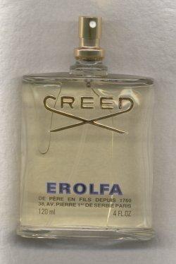 Erolfa Eau de Toilette Spray 120ml Tester/Creed