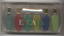 Escada Coffret Anniversaire Set 1993 thru 1998 Limited Edition/Escada