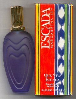 Escada Que Viva Eau de Toilette Spray 100ml/Escada