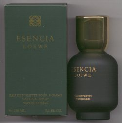 Esencia for Men Eau de Toilette Spray 150ml/Loewe