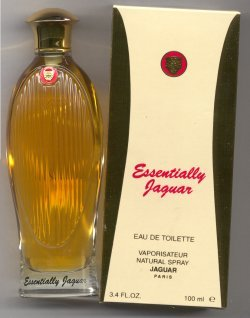 Essentially Jaguar Eau de Toilette Spray 100ml/Jaguar