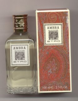 Ambra Eau de Cologne Spray 100ml/ETRO