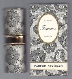 Femme Deluxe Parfum Spray 29ml REFILL Only Original Formula/Rochas