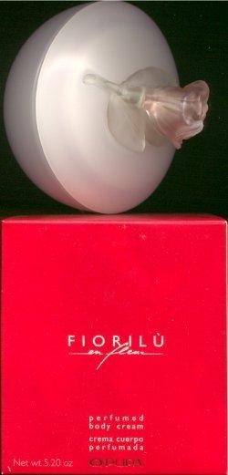 Fiorilu En Fleur Perfumed Body Cream/Pupa, Italy