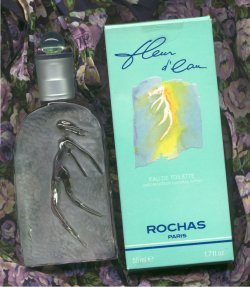 Fleur d'Eau Eau de Toilette Spray 50ml/Rochas, Paris