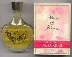 Fleur de Fleurs Eau de Toilette 50ml/Nina Ricci