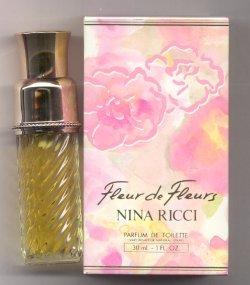Fleur de Fleurs Parfum de Toilette Spray 30ml/Nina Ricci