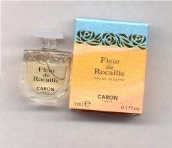 Fleur de Rocaille Eau de Toilette 3ml Miniature/Caron