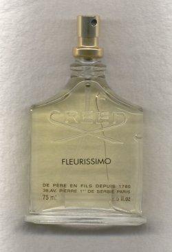 Fleurissimo Eau de Toilette Spray 75ml Tester/Creed