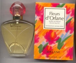Fleurs d'Orlane Secret de Parfum Spray 100ml/Orlane, Paris