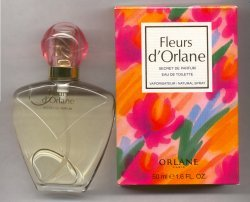 Fleurs d'Orlane Secret de Parfum Spray 50ml/Orlane, Paris