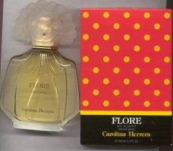 Flore Eau de Parfum Spray 100ml/Carolina Herrera