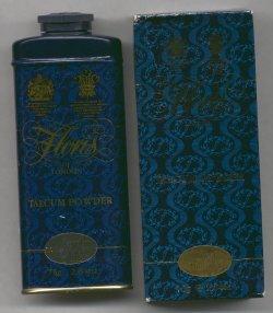 Floris of London Lily of the Valley (Muguet) Shaker Talc Powder/Floris of London