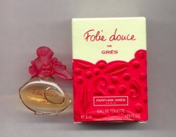 Folie douce Eau de Toilette 5ml Miniature/Gres