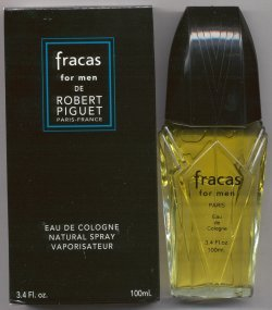 Fracas for Men Eau de Cologne Spray 100ml Tester Unboxed/Robert Piguet