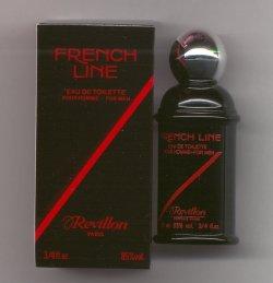 French Line Eau de Toilette Splash/Revillon, Paris