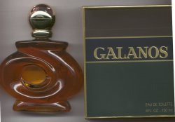 Galanos Original Eau de Toilette Spray 120ml UNBOXED/James Galanos