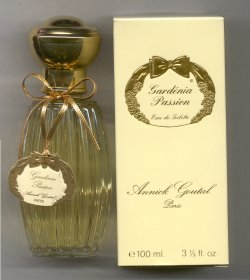 Gardenia Passion Eau de Toilette Spray 100ml/Annick Goutal, Paris
