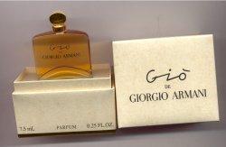 Gio Deluxe Parfum 7.5ml Perfume/Armani