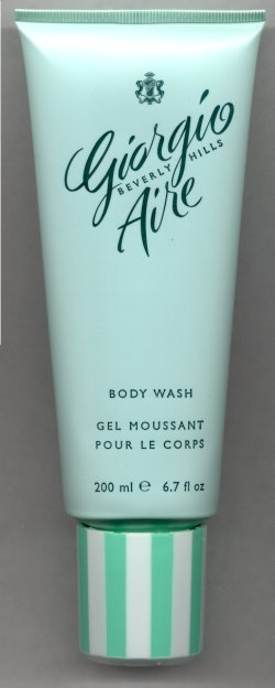 Giorgio Aire Perfumed Bath & Shower Gel 200ml/Giorgio, Beverly Hills