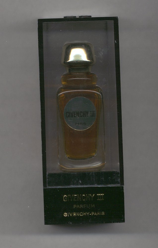Givenchy 111 Deluxe Parfum 30ml Concentrate Original/Givenchy, Paris