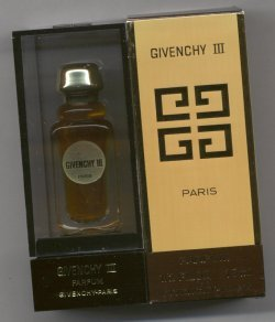 Givenchy 111 Deluxe Parfum 15ml Concentrate Original/Givenchy, Paris