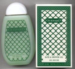 Guepard Perfumed Bath & Shower Gel/Guepard Parfums, Switzerland
