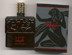 Habanita Eau de Toilette Splash 75ml/Molinard