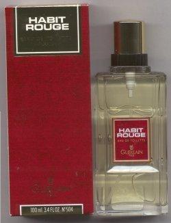 Habit Rouge/Guerlain