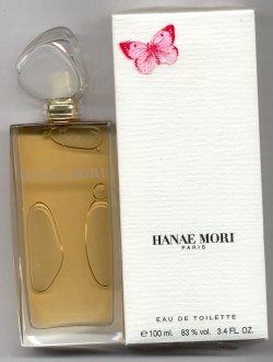 Hanae Mori Eau de Toilette Spray 100ml/Hanae Mori Parfums