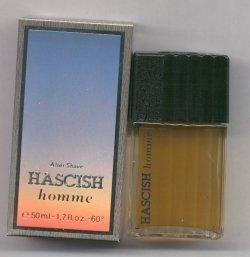 Hascish Homme After Shave 50ml/Veejaga