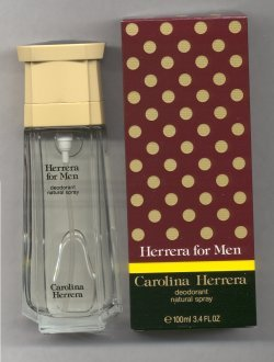 Herrera For Men Deodorant Spray 100ml/Carolina Herrera