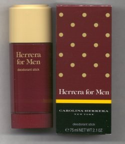 Herrera for Men Deodorant Stick For Men/Carolina Herrera
